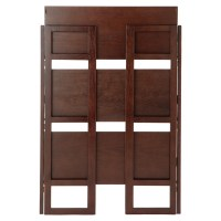 Java Solid Wood Stackable Folding Bookshelf | The ...