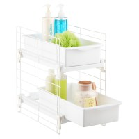 Under Sink Organizers & Bathroom Cabinet Storage ...