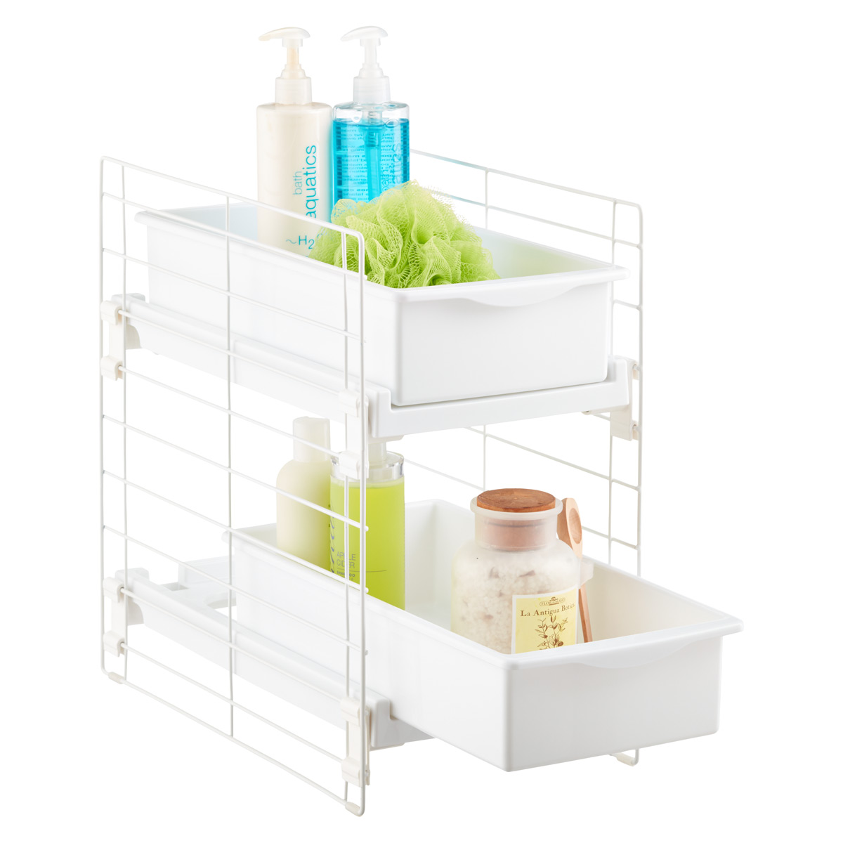 Sliding 2Drawer Organizer  The Container Store