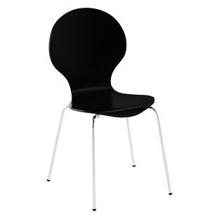 Bungee Chair  Black Bungee Office Chair  The Container Store