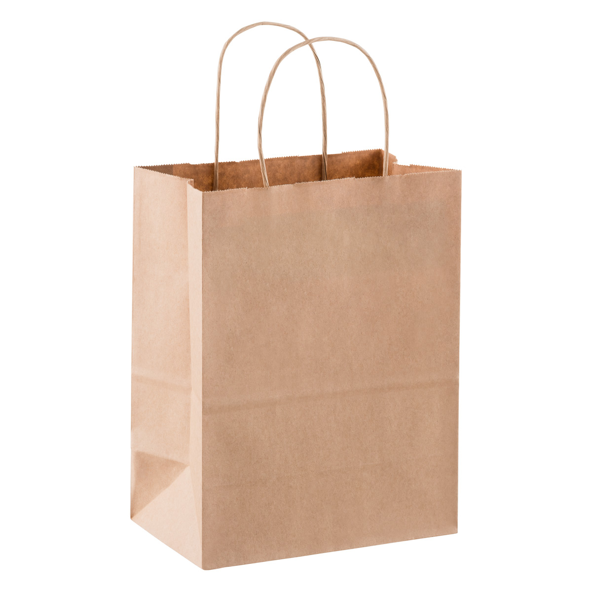 Medium Brown Kraft Gift Bag The Container Store
