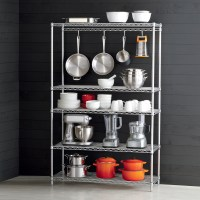 InterMetro Kitchen Cookware Storage | The Container Store