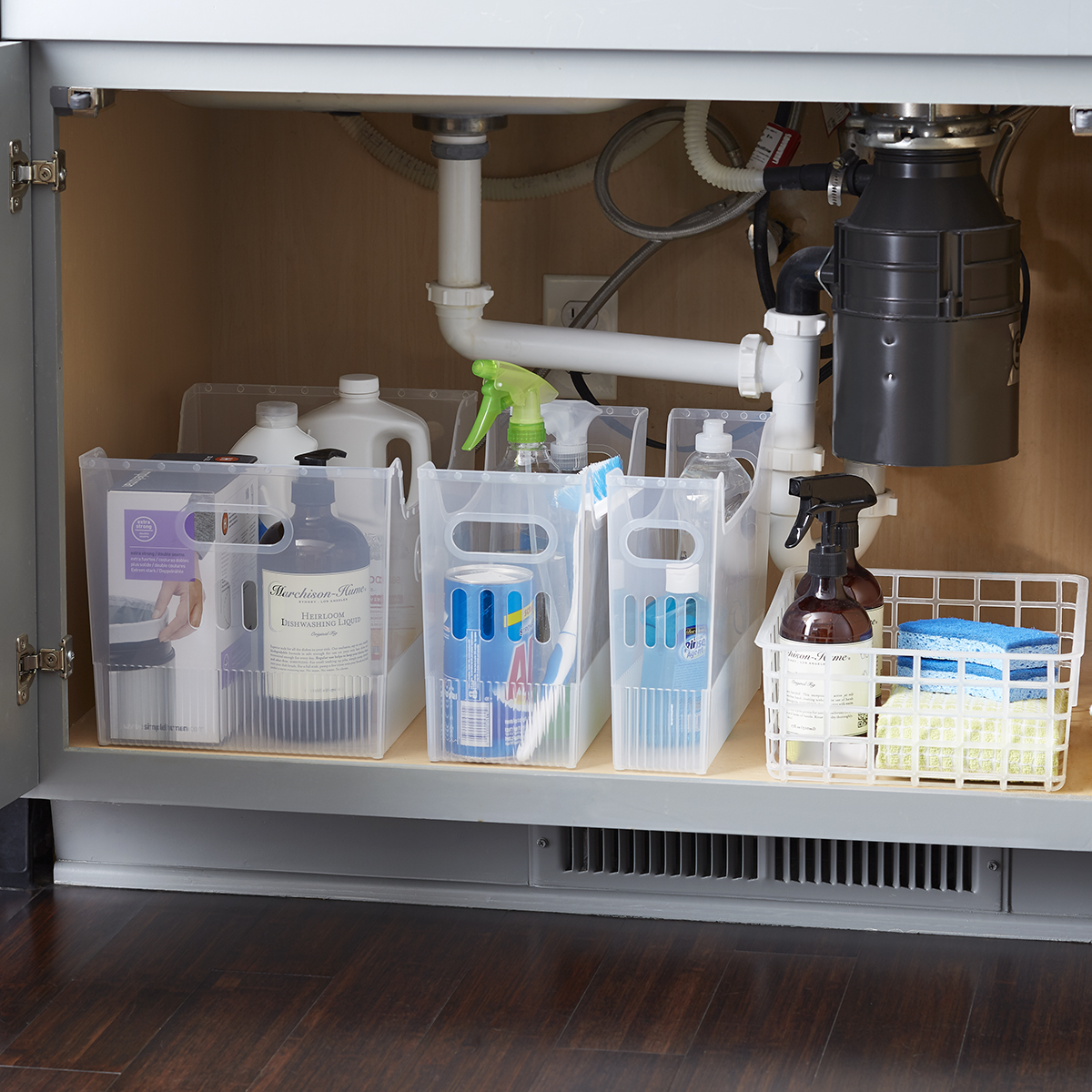 Under the Sink Starter Kit  The Container Store