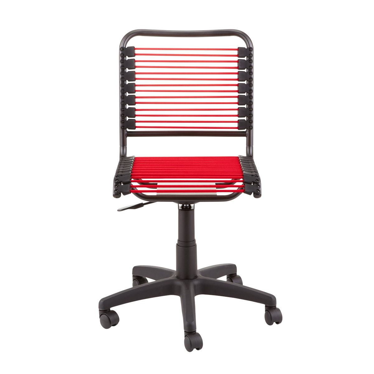 black chairs target office chair back pain bungee the container store