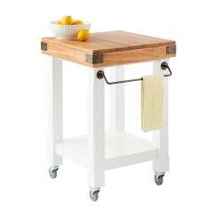Butcher Block Kitchen Island Cart Ideas For Small Kitchens Rolling The Container