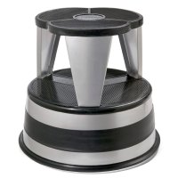 Rolling Step Stool | The Container Store