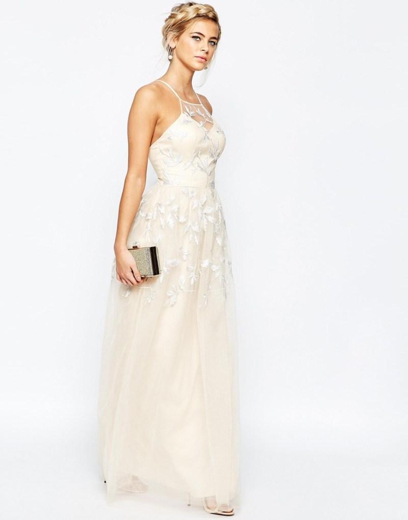 Brautkleider Champagner Farbe Für Standesamt Alle Guten Ideen