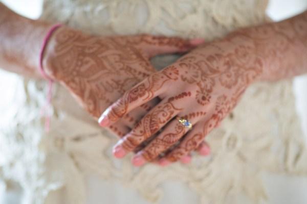 Die muslimische Hochzeit