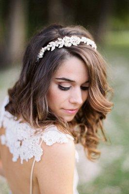 Brautfrisuren Für Mittellange Haare
