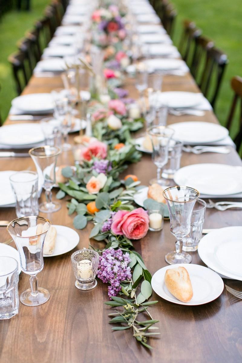 Tischdeko Hochzeit Beispiele tischdeko mit callas