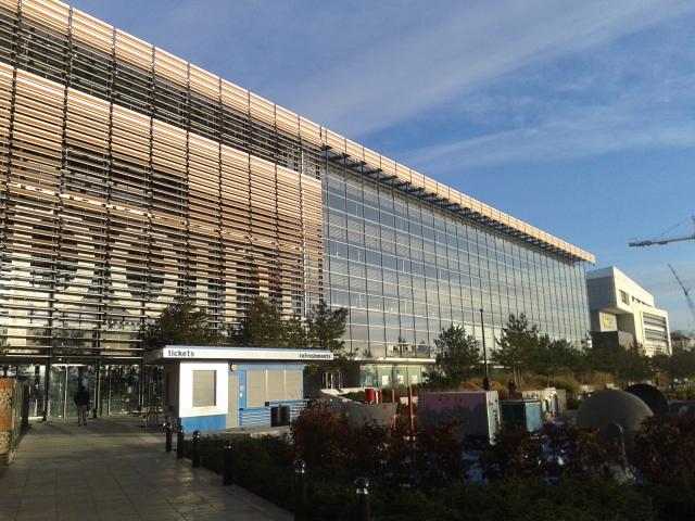 Millennium Point building, Birmingham