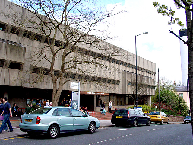 Arts and Social Sciences Library, Bristol University - geograph.org.uk - 163822