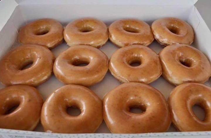 free-krispy-kreme-doughtnut
