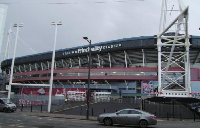 Principality Stadium 09-02-2016