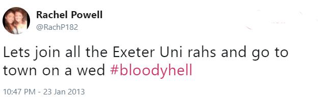 Exeter-Uni-Banter