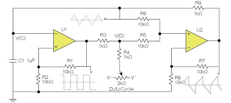 利用RC振盪器產生線性三角波 - EDN Taiwan