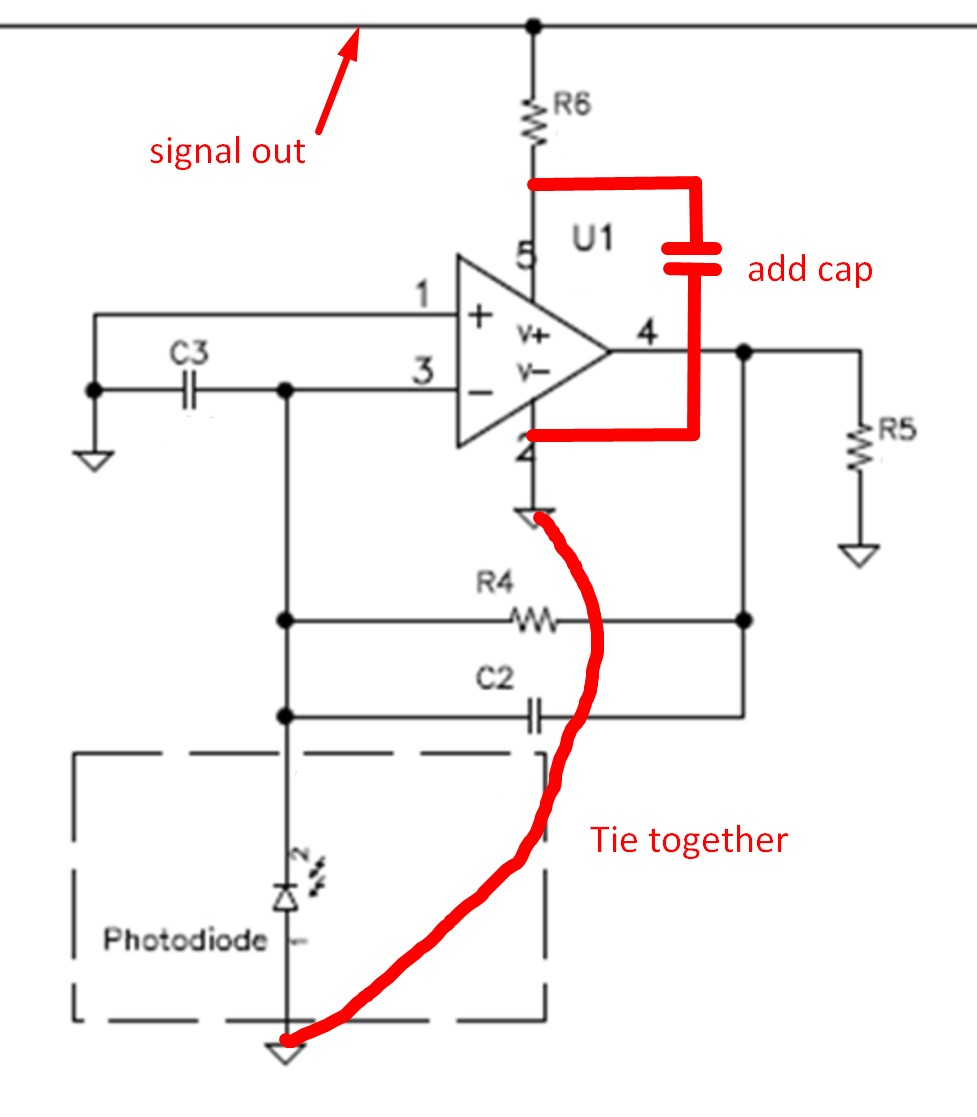 Decoupling Capacitor Op Amp