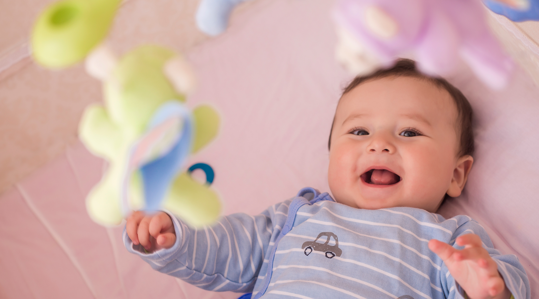 Babies Can Differentiate Between Colors: Study