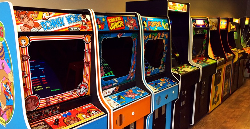 Image result for arcade games