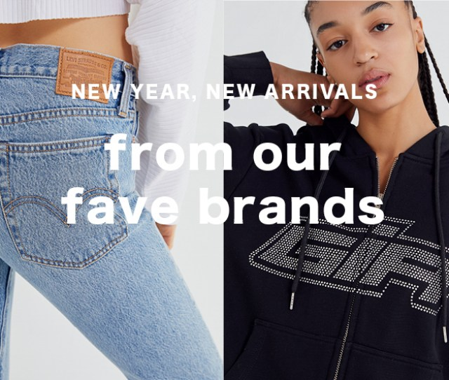 New Year New Arrivals From Our Fave Brands