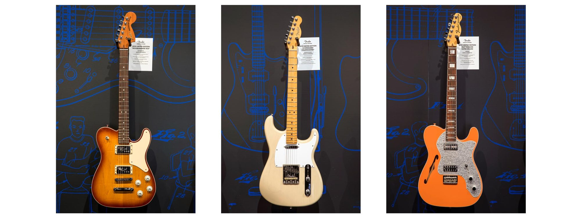 hight resolution of fender parallel universe guitar bass collection fender hybrid guitars