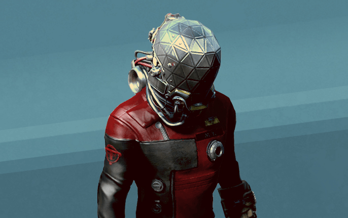 Image result for Morgan's Space Suit – Prey Fallout 4