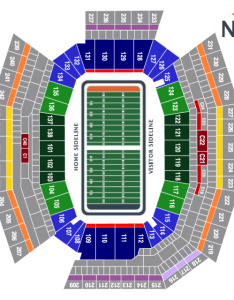 Philadelphia eagles seating chart at lincoln financial field in pa also rh pslsource