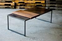Hot-Rolled Steel Coffee Table | STYLEGARAGE