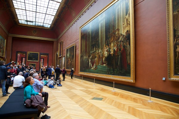 Louvre Tour Closing Time With Mona Lisa Paris Walks