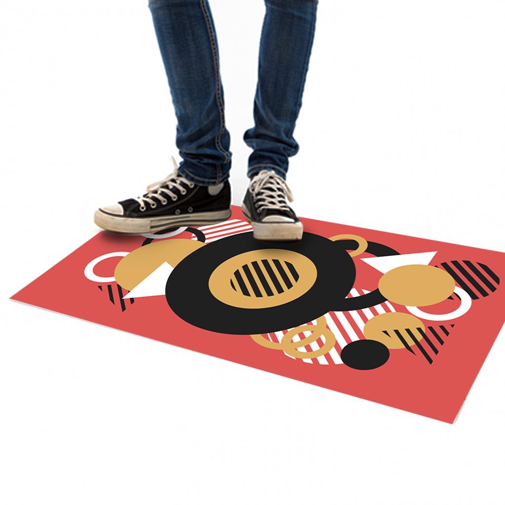 Custom Floor Stickers  Decals  Helloprint