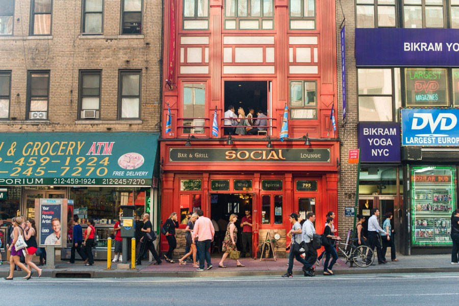 Hell's Kitchen NYC Neighborhood Guide