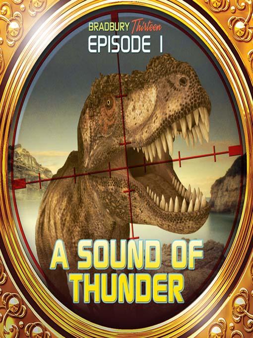Image result for sound of thunder bradbury