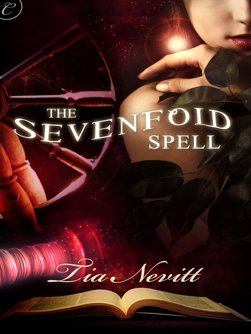 "Cover: ""The Sevenfold spell"""