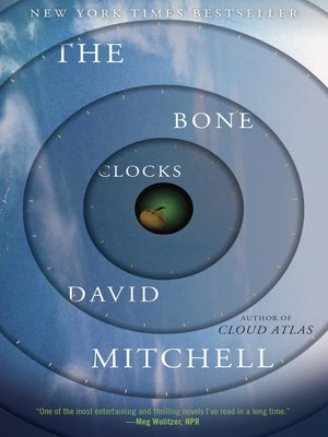 Cover of The Bone Clocks