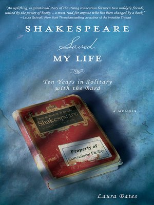 Cover of Shakespeare Saved My Life, by Laura Bates