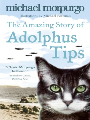 Click this cover for a(n) eBook sample of The Amazing Story of Adolphus Tips.