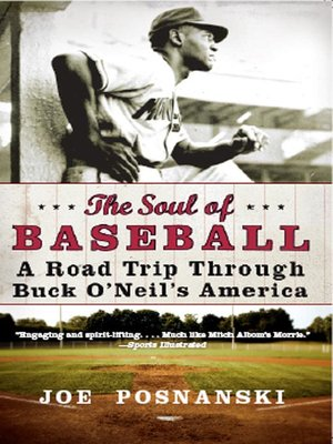 Cover of The Soul of Baseball