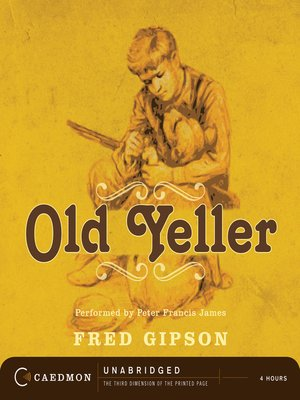 Cover of Old Yeller