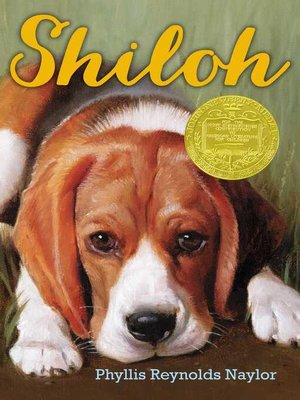 Cover of Shiloh