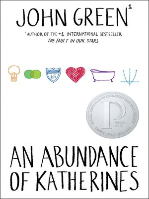 An Abundance of Katherines by John Green · OverDrive