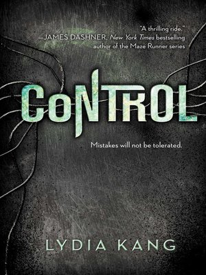 Click this cover for a(n) eBook sample of control.