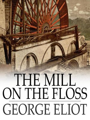 Click this cover for a(n) eBook sample of The Mill on the Floss.