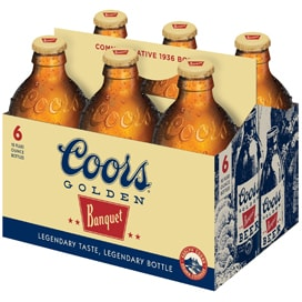 6 pack 12 pack coors beer near you
