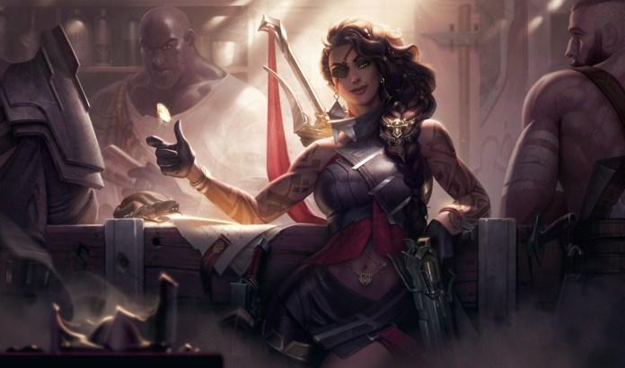 Samira - Abilities Rundown - League of Legends