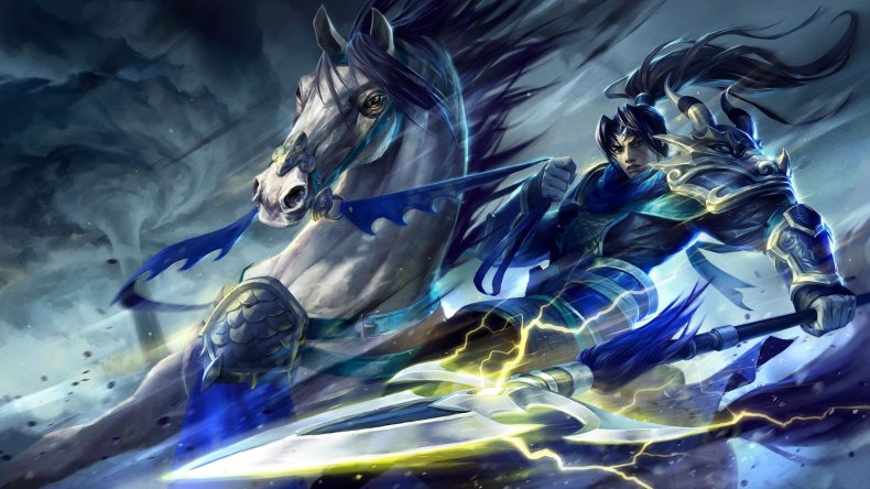 Xin Zhao  Teamfight tactics Patch 10.23