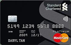 Standard Chartered Credit Cards - 2021 Best Deals   SingSaver