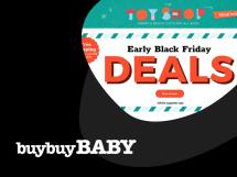 buybuy Baby Black Friday