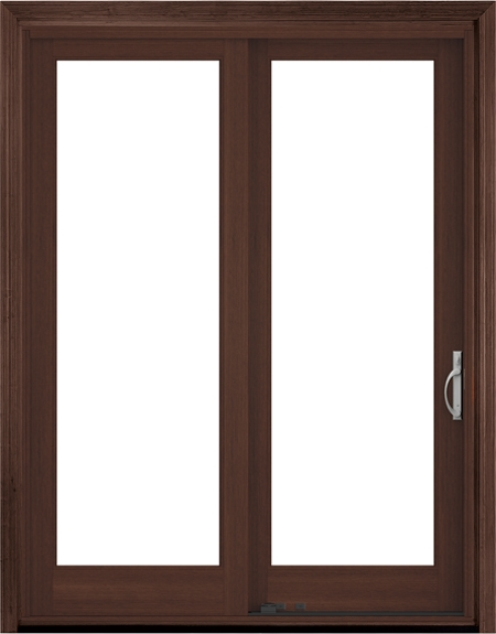 wood patio door hardware pella
