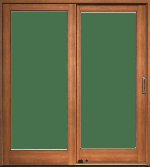 pella architect series traditional sliding patio door