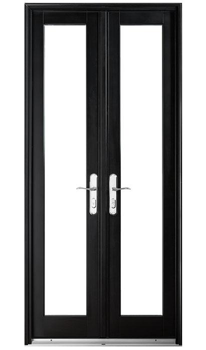custom patio door features options